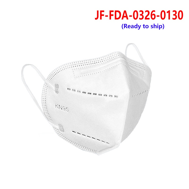 Stock KN95 5plyDisposable Face Mask