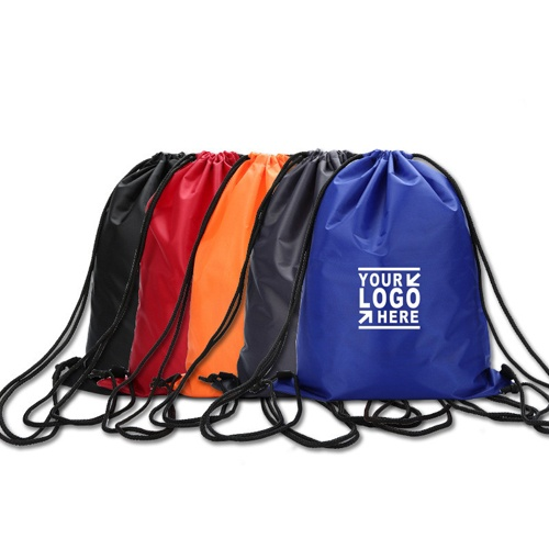 Custom Full Color Drawstring Bags