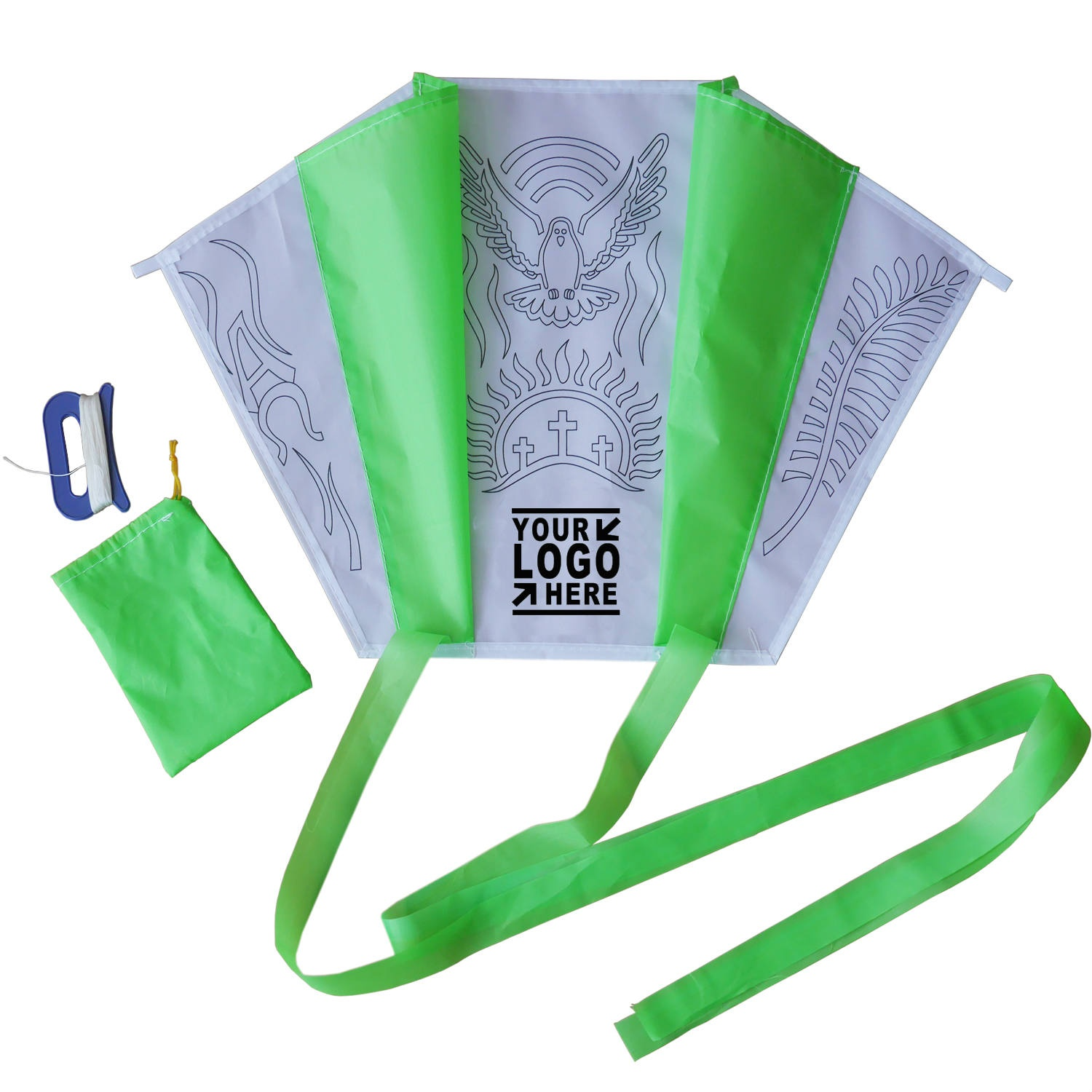 Foldable Pocket Kite