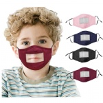 Reusable Visible Cotton Face Mask for Kid