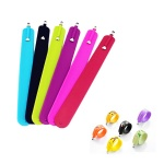 Silicone Slap Wrist Bracelet Capacitive Touch Screen Pen Stylus For Phones