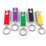Colorful LED Keychain Light