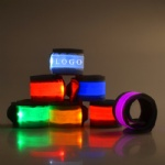 LED Reflective Slap Bracelet Waterproof