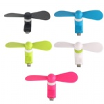 OTG Micro USB Mobile Phone Fan