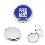 Double Sided Compact Mirror