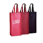 2 Bottles Non-Woven Wine Bag