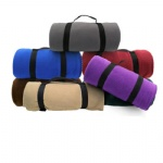 Foldable Outdoor Picnic Mat Blanket With Shoulder Straps