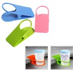 ABS Table Drink Cup Holder Clip