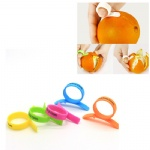 ABS Finger Ring Orange Peeler