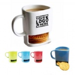 8oz Cookie Ceramic Mug