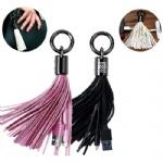 Phone Charger Tassel USB Cable