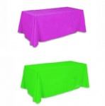 Screen Printed Display Table cloths