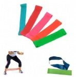 TPE Stretch Yoga Strap Band