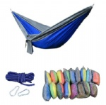 Folding Promotional Beach Hammock With Pouch