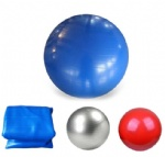 Fitness Exercise and Stability Ball/Yoga Ball-25