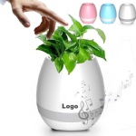 Smart  Bluetooth Music Speaker Flowerpot