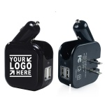 2 in 1 Universal Travel Adapter