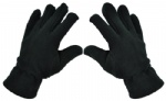 Embroidered Fleece Gloves
